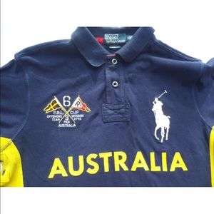 Polo by Ralph Lauren Shirts - Polo Ralph Lauren Racing Ocean Challenge 08a2beeecda3